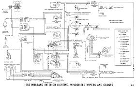 mustang headlight wiring diagram mustang headlight 1965 mustang wiring diagrams average joe restoration