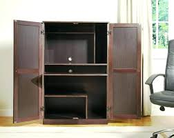 home office armoire. Sauder Desk Armoire Computer Image Of Cottage Home Office . S