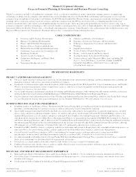 Financial Resume Examples Simple Financial Advisor Resume Samples Financial Advisor Resume Examples