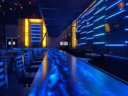 Blue Light Grill Menu Blu Note Parker