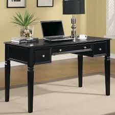 black writing desk. Wood Small Writing Desks Black Desk T