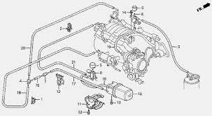 honda b18c engine diagram honda wiring diagrams