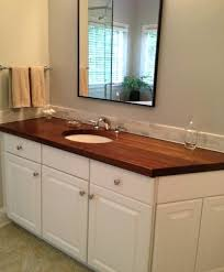 Wood Bathroom Countertop Excellent Wood Traditional Vanity Tops And Delectable Bathroom Vanity Countertop Ideas