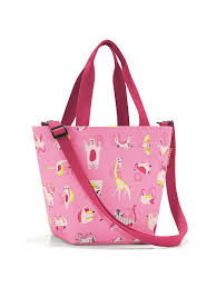 <b>Сумка детская</b> Shopper XS ABC friends <b>Reisenthel</b> 7948318 в ...