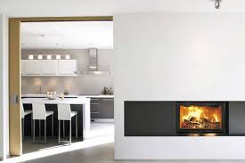 Modern White Fireplace Endearing Modern White Fireplace Review