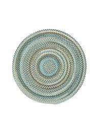 tan hues round braided rug home design 8