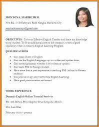 Resume Format Application 12 13 Resume Format Sample For Job Application Lascazuelasphilly Com