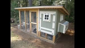 Chicken Coop Roof Design My Chicken Coop Design And Build Part 1 2