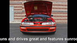 1990 Acura Integra GS Coupe 29576 - YouTube