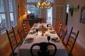 thanksgiving table centerpieces. Thanksgiving-day-dinner-table-by-monmart.jpg Thanksgiving Table Centerpieces