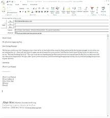 Emailing A Resume New Emailing Resume And Cover Letter Message Sample Emailing Resume And