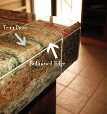bullnose and trim piece