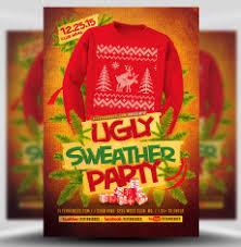 Christmas Flyer Templates For Photoshop - Flyerheroes