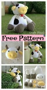 Crochet Cow Pattern Best Decorating Ideas