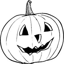 Kleurplaat Kleurplaat Halloween Pompoenen 18 9675 Kleurplaten