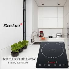Bếp từ đơn Steba IK65 Slim nhập khẩu Đức nguyên chiếc