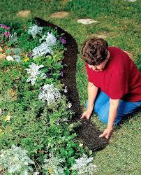 garden mats. Recycled Rubber Garden Mats Landscape Edging Gardeners Supply Maybe Cocoa Mulch Matting .