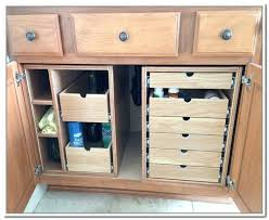 full size of under pedestal sink storage cabinet kitchen ideas 7 organize the space smart