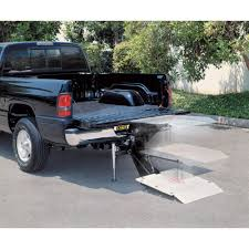 regular bed with liftgate, or flatbed and small crane? - Pirate4x4 ...