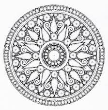 Small Picture Intricate Design Coloring Pages Az Izxlxot adult
