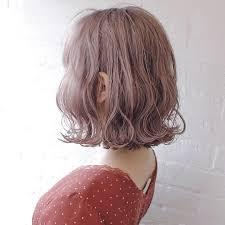 波ウェーブパーマの髪型15選ショートボブミディアムロング Cuty