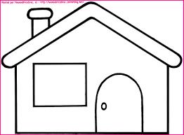 Coloriage Dessiner La Maison De Mickey Dessin De Maison Simple A Imprimer L