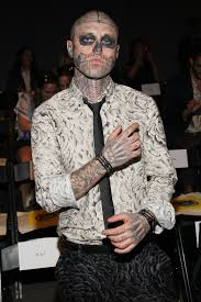 zombie boy rick genest has d aged 32