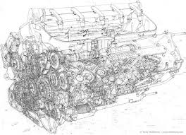 17 best images about technical drawing online ferrari f1 engine schematic