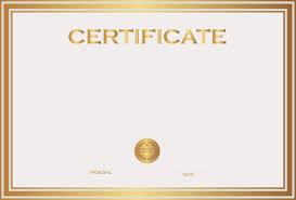 Principal Award Certificate 30 Certificate Template Clipart Academic Award Free Clip Art