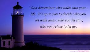 Beautiful Quotes About Life And God Best Of Life Quotes God Determines Who Walks Into Your Life Quote Just For You
