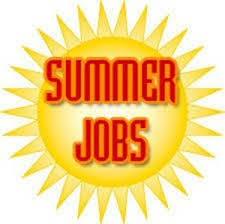 Summer Jobs At Rec Center