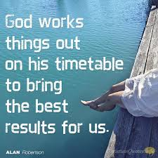 Gods Timing Quotes Interesting 48 Reasons God's Timing Is Best ChristianQuotes