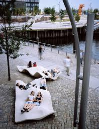 space furniture design. hafencity public space furniture design a