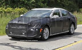 2016 Chevrolet Malibu Spy Photos: Ditchin' Camaro – News – Car and ...