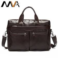 MVA <b>men's bag</b>/<b>briefcase leather office</b>/<b>laptop bag for men's</b> ...