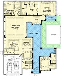 florida house plans. Plan 42834MJ: Florida House With Wonderful Casita Plans .