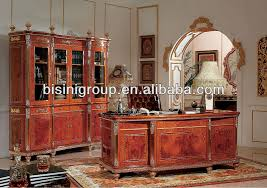 luxury office desk. luxury office desk setelegant design hand carved wooden deskchair and bookcaseantique furniture set bg600043 buy a