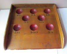 Wooden Carnival Games antique carnival games eBay 65
