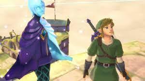 Zelda: Skyward Sword HD first patch ...