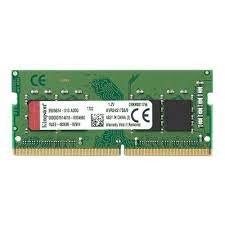 KINGSTON 8GB 2400MHz CL17 DDR4 Notebook Ram