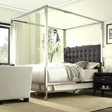 chrome bedroom furniture. Unique Furniture Amazing Chrome Bedroom Furniture Pictures Canopy Princess  Bed Beds For Every Decorating Style Throughout