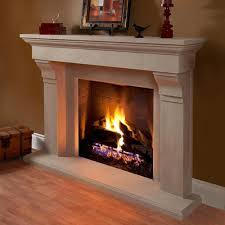 provencial cast stone fireplace mantel stone mantle