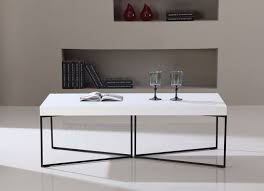 Mixer <b>Coffee Table</b> | <b>High</b>-Gloss White - $475.05 - Модернизм ...