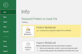 Encrypted Excel Files 3 Ways To Password Protect An Excel File Troubleshooter