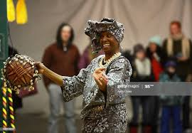 Friends of Joda dancer, Geneva Smith, performs an African dance... News  Photo - Getty Images