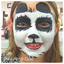 bear perth face painting