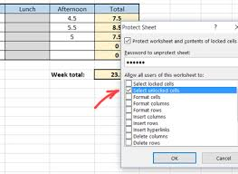 How To Use Excel As A Timesheet How To Create A Simple Excel Timesheet