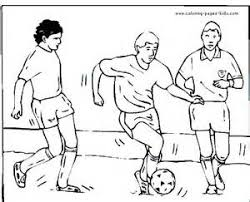 Small Picture Soccer Printable Coloring BookPrintablePrintable Coloring Pages