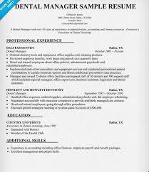 Resume For Dental Assistant Unique 461 Best Job Resume Samples ...