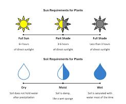 Sun And Soil Chart Reinsteinwoods Org